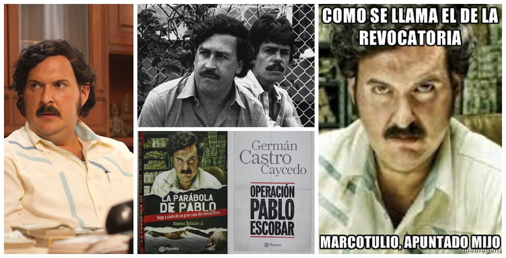 Pablo Escobar Memes Esther Vargas Flickr
