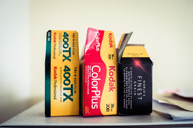 Latest filmboxes
