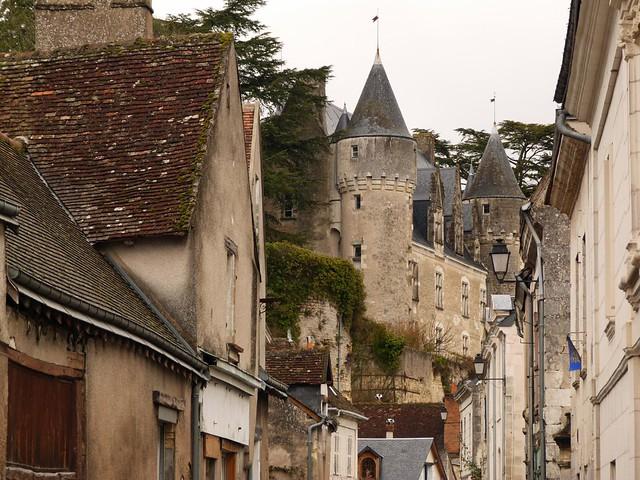 Castillo de Montrésor (Viaje a los castillos del valle del Loira, Francia)