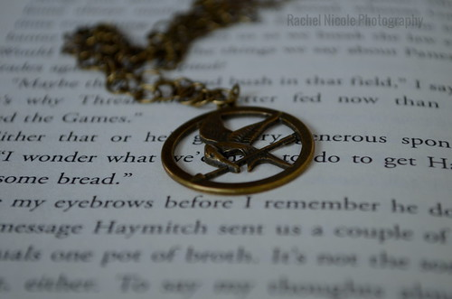 Mockingjay Necklace | by I'mRachelNicole
