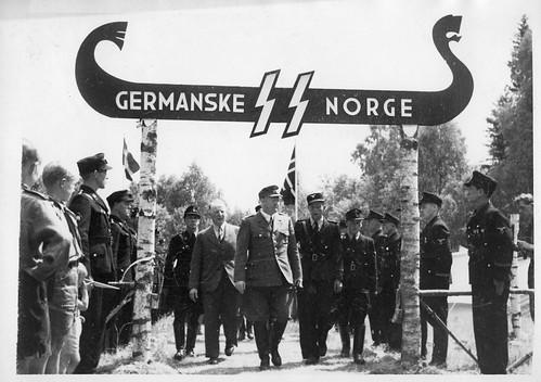 Borrestevnet, sommeren 1941.