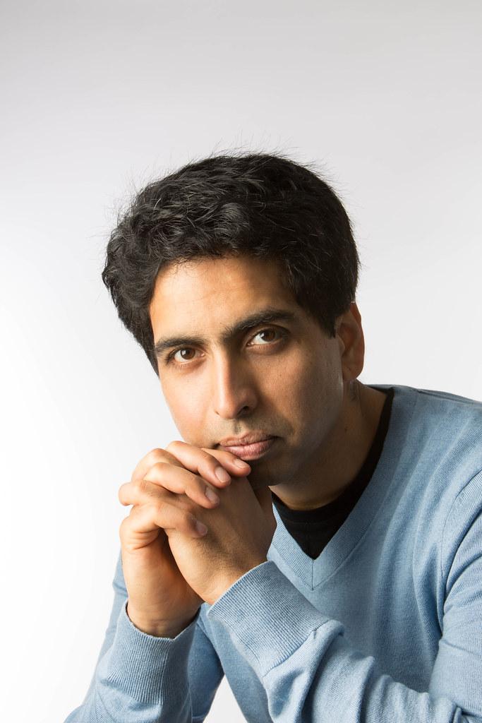 Salman Amin Khan | Skoll World Forum 2013 | Skoll Foundation | Flickr