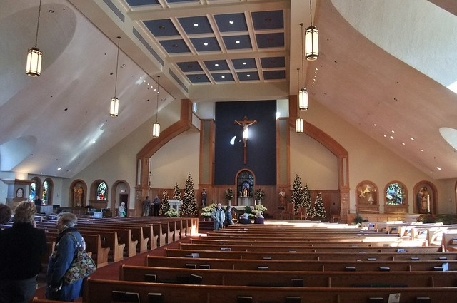 St. Peter the Apostle Catholic Church, Libertytown, MD