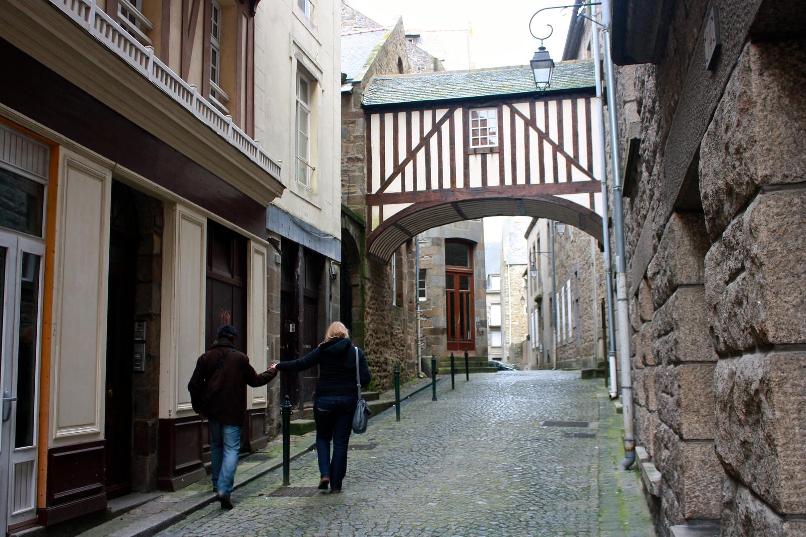 Intra-Muros, Saint-Malo, France