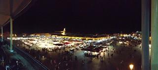 Djemma el Fna in Marrakech | by ianduffy