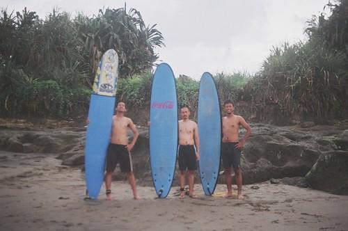 The Three Beach Boys | by Morrie & Oslo