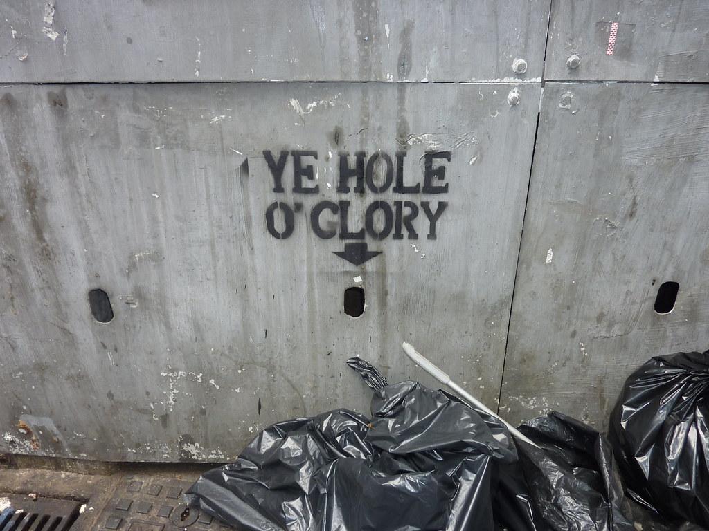 Hol glory GLORY HOLE
