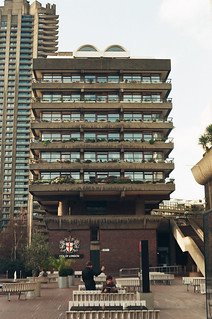 barbican-reading | by Amber Fjord