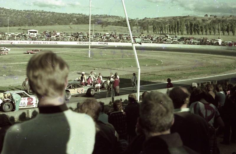Fraser Park Speedway Canberra