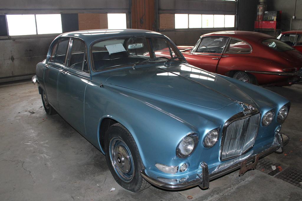 79 - 1968 Jaguar 420 Sedan 7 | Olds College | Flickr