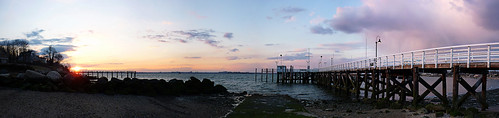 park sunset panorama newyork nature water skyline clouds marina skyscape evening pier boat seaside dock stones bronx connecticut pastel panoramic longisland explore dust steppingstone greatneck kingspoint explored steppingstonepark