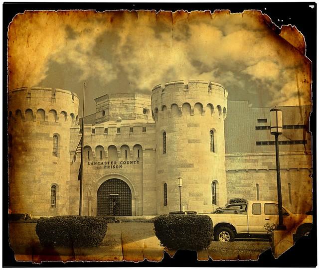 Lancaster County Prison ~ Lancaster Pa ~ Photo 90's