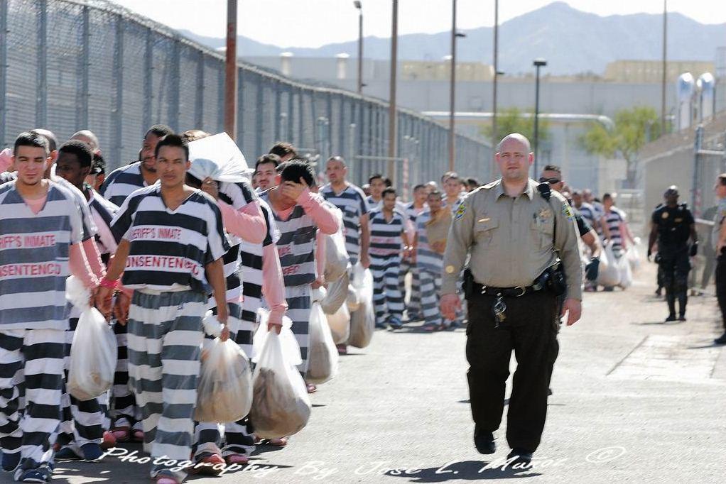 Maricopa County Jail | Inmates Transferred | Bear Truck Hot