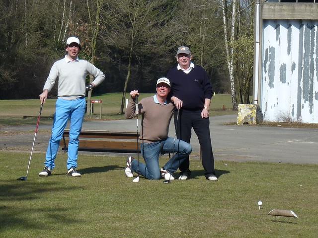 zo, 07/04/2013 - 12:05 - Opendeurdag bij Golfclub Witbos in Noorderwijk (2)