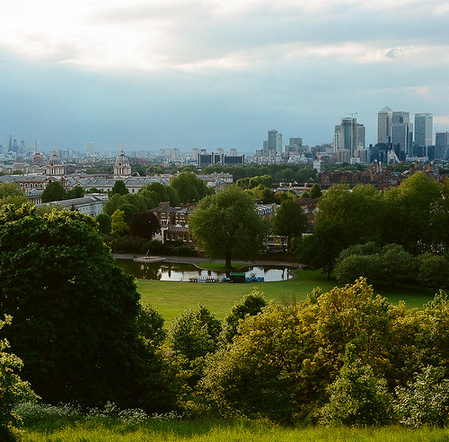 Greenwich | by bbartlomiej