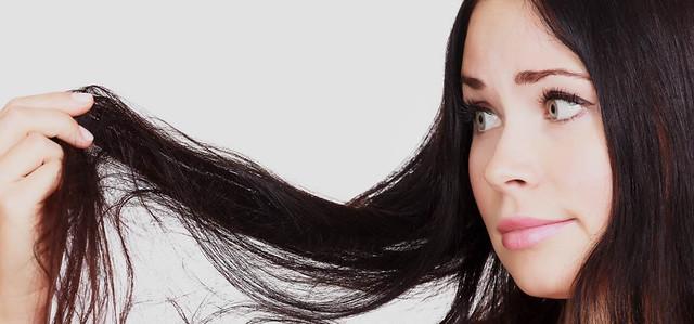 A zsíros haj hajhullást is okozhat!