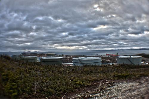 refinery hdr petroleum northatlantic arnoldscove