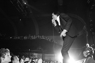 Nick Cave + Bad Seeds ::: Ogden Theatre ::: 04.03.13 | by Julio Enriquez