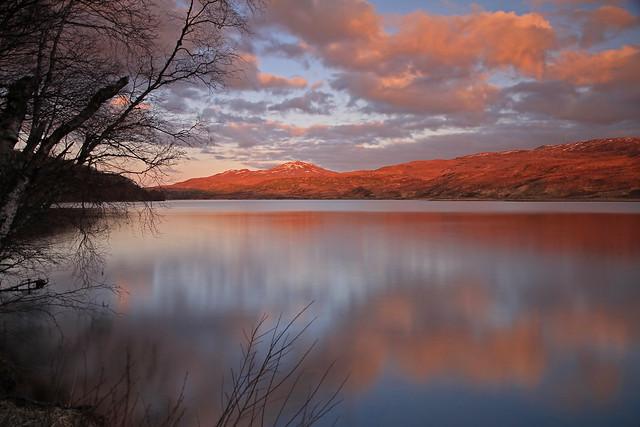Loch A' Chuillin.