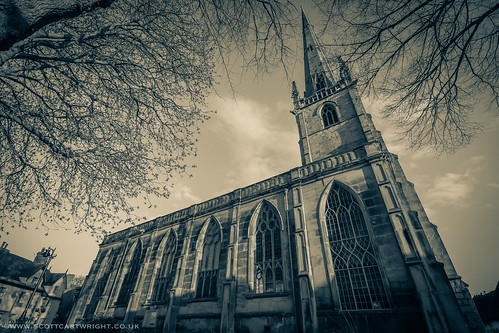 St Alkmunds Church Shrewsbury