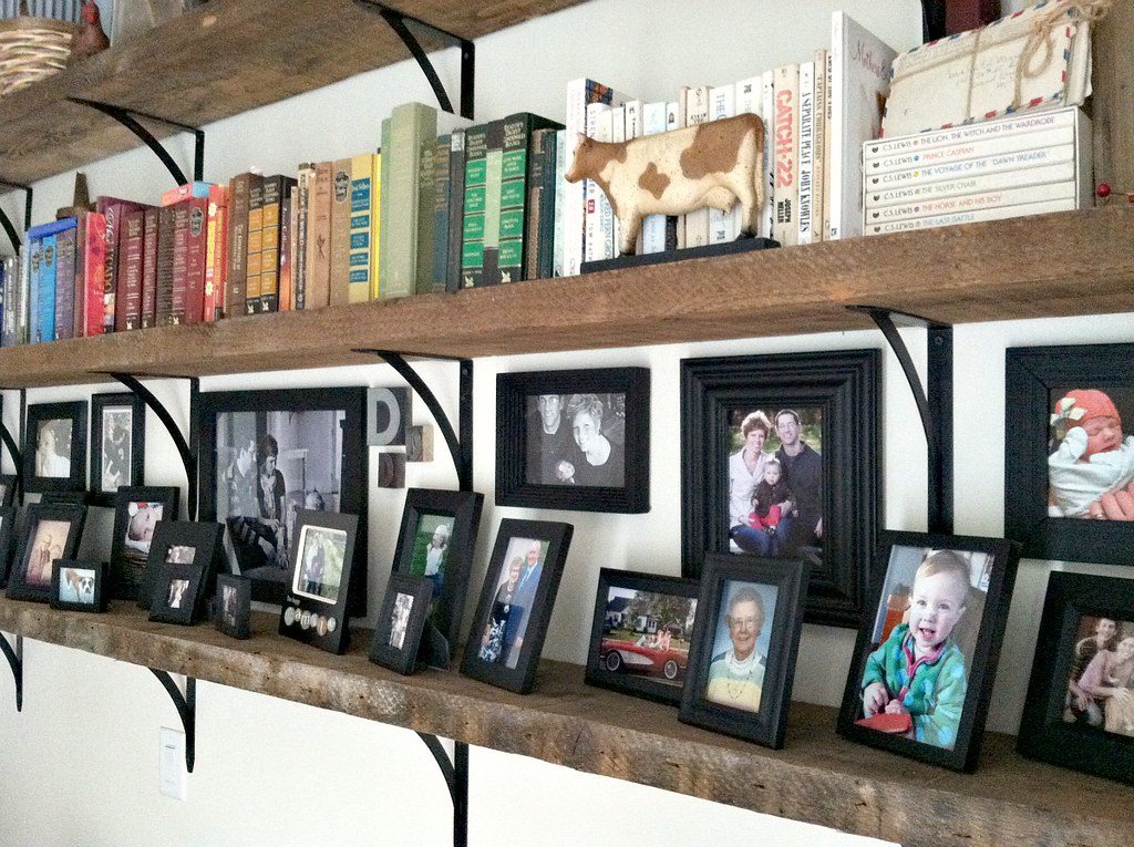 our favorite wall of pictures