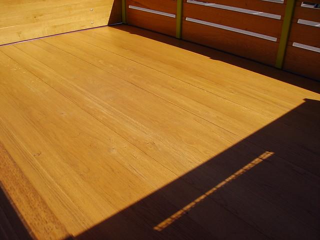 Hotchkiss PL20-wood bed