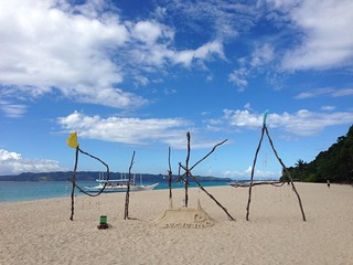 Chillaxin in Boracay | by Casi Gerber