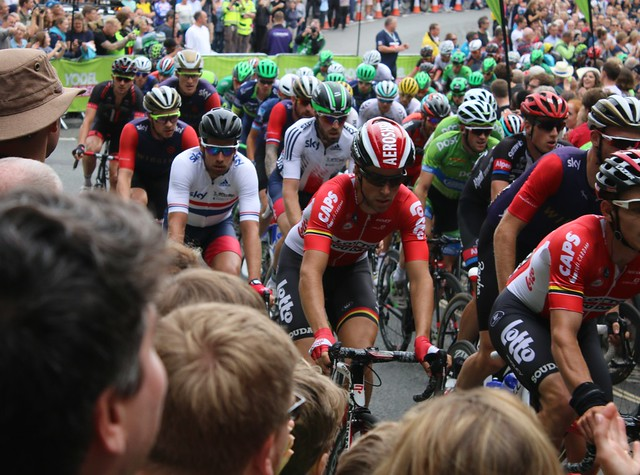Tour of Britain 2016, Bristol