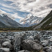 Mt Cook by JohKl