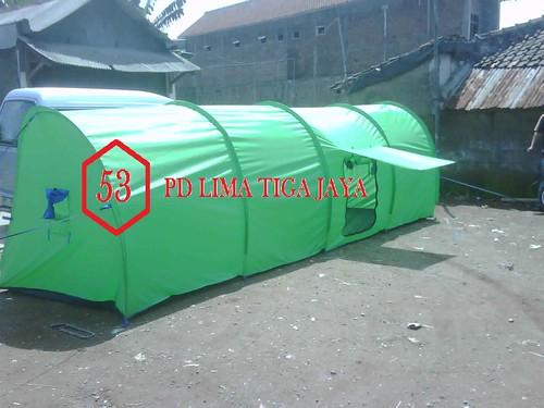tenda dome lorong   by PD LIMA TIGA TENDA