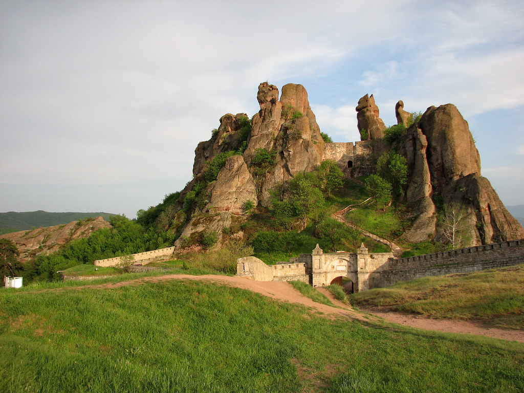 Belogradchik and the area