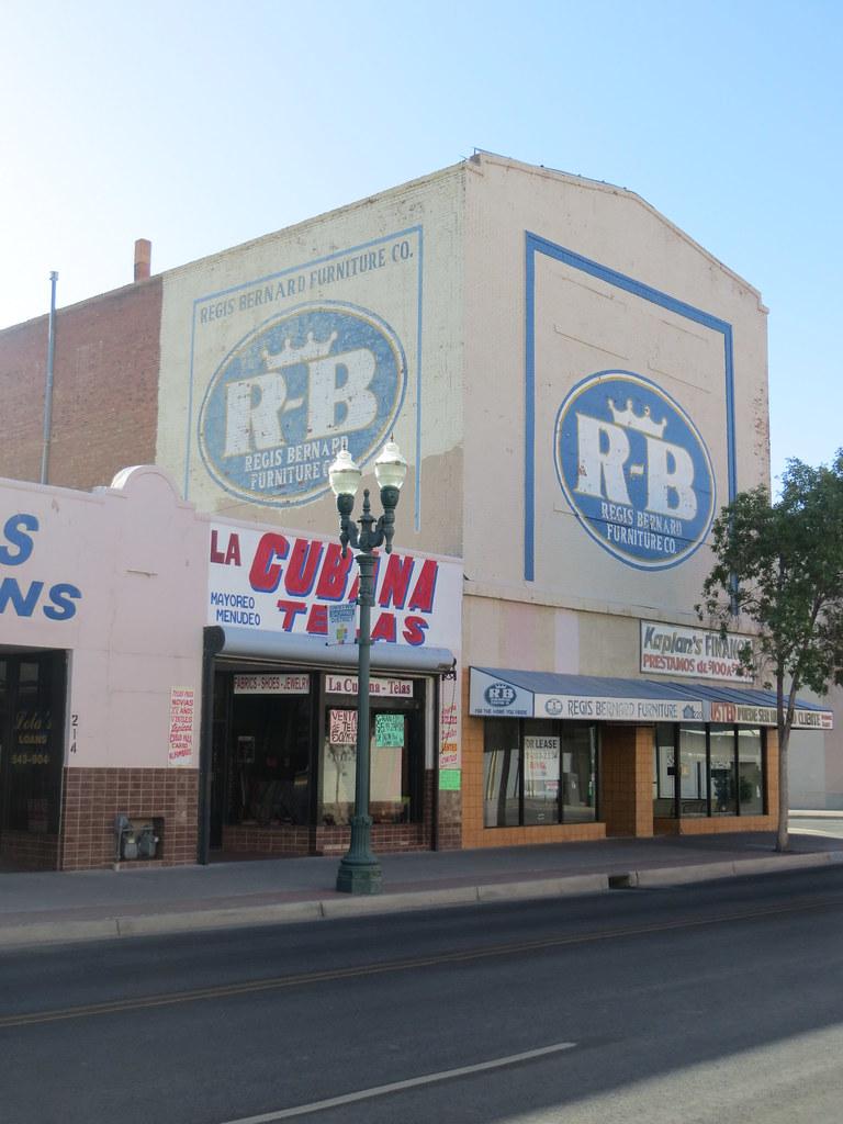 Charmant ... Regis Bernard Furniture Company Building El Paso TX | By POsrUs