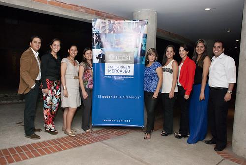 Cóctel de Grado Maestrías FCAE 2013-II