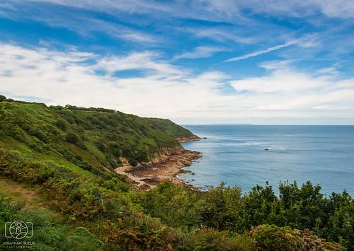 coast cliffs sea jersey channelislands sark nature landscape nikon d610