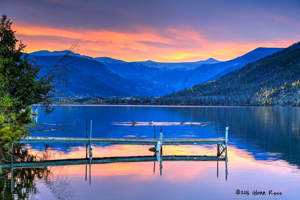 Shadow Mountain Lake 758301 Grand Lake Colorado Glenn Ross Flickr