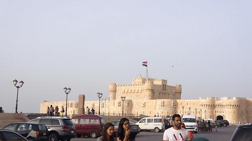 The citadel of Qaitbay | by Kodak Agfa