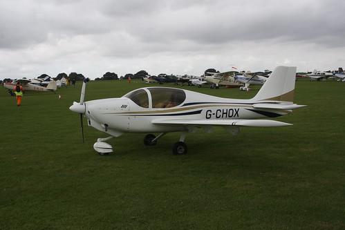 G-CHOX Europa XS [PFA 247-13974] Sywell