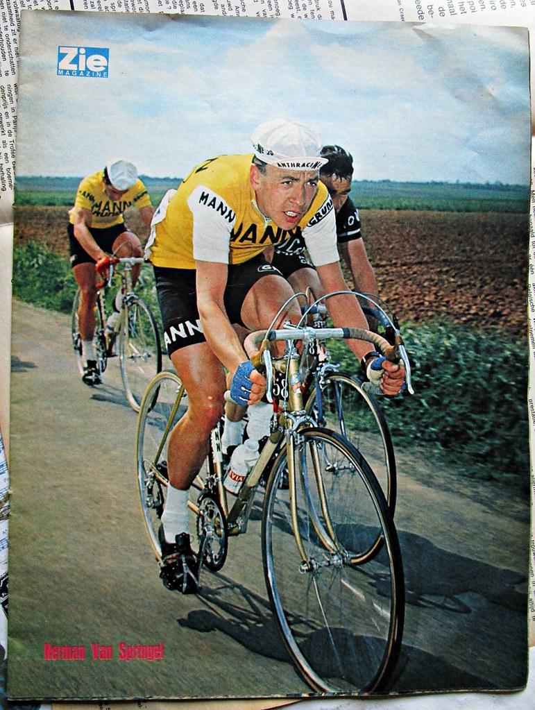 841d02542b6825 1970-1966 HERMAN VAN SPRINGEL Mann-Grundig | The brave HERMA… | Flickr