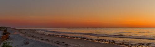 50mmprimelens adelaide beach breakwater canon pink seascape semaphore sky southaustralia sunset water orange australia