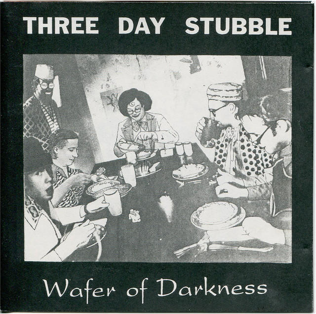 Three Day Stubble - 'Wafer of Darkness'