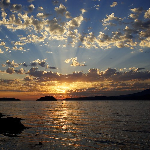 life sunset sun solar britishcolumbia system bowenisland earthday april22 crayolabeach