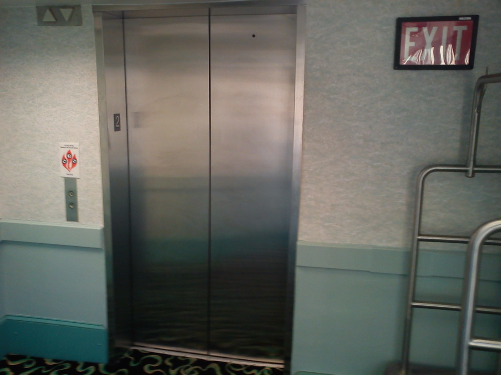 Schindler via Millar Elevator at Best Western Envoy Inn, 1