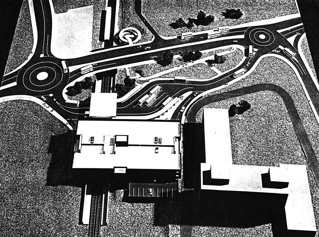 Four Lane Ends Metro Interchange 3D model | This is a 3D mod… | Flickr