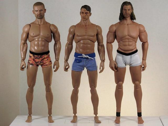 Kaustic Plastik Body Comparison