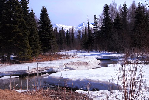 snow alaska day anchorage campbellcreek outstandingromanianphotographers