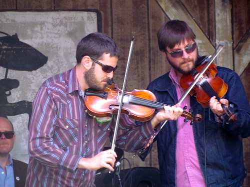 Red Stick Ramblers, photo by Danielle Dietze