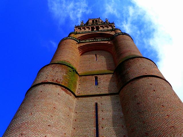 cathédrale - Ste Cécile - d'Albi