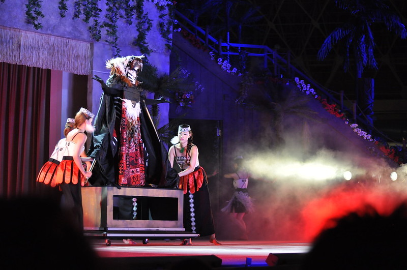 スパリゾートハワイアンズでフラガールのショーを見る旅