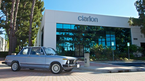 Clarion BMW 2002 Build 11634 | by New Era Communications