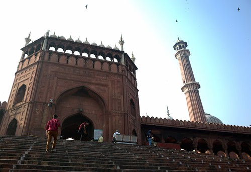Jama Masjid Mosque | by Photographing Travis